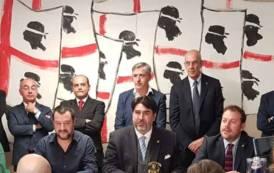 """ELEZIONI, Salvini: """"Il candidato del centrodestra verrà deciso dai Sardi"""""""