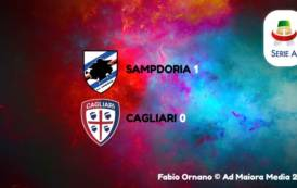 CALCIO, Undici metri per una sconfitta. Sampdoria-Cagliari 1-0