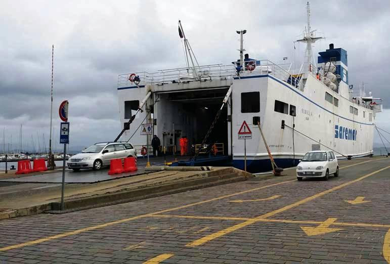 """CARLOFORTE, Rubiu (Udc): """"Serve un intervento della Regione sui maxi rincari delle tariffe dei traghetti"""""""