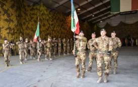 AFGHANISTAN, Brigata Sassari subentra alla brigata Taurinense alla guida del Train Advise Assist Command West