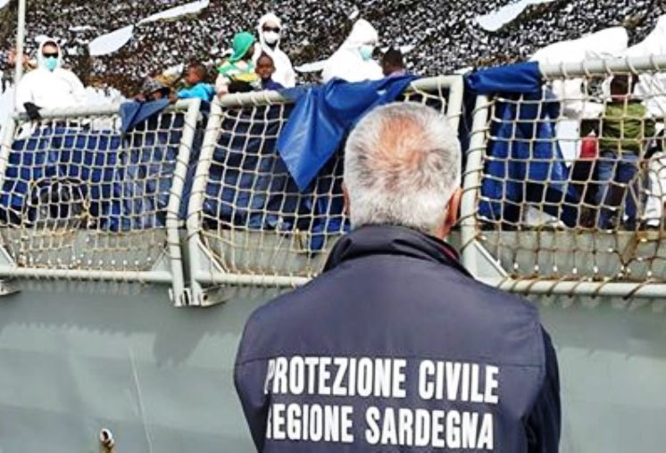"""IMMIGRAZIONE, Maccari (Coisp):  """"Cosa è accaduto nello sbarco a Cagliari, ma nessuno lo dirà mai ai cittadini"""""""