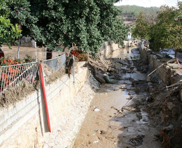 """A Segariu per spiegare rischi e buone misure in caso di alluvione (Nicola Madeddu – Associazione """"Protezione civile"""")"""