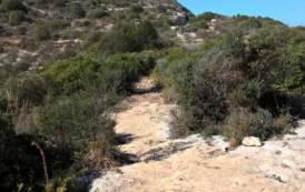 Stop ai danni alla Sella del Diavolo: è un'area di importanza naturalistica, non un circuito ciclistico (Stefano Deliperi)