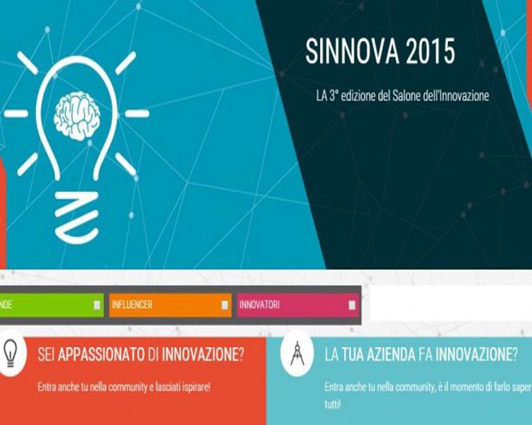 SINNOVA 2015, Aperte le adesioni all'evento dedicato alle imprese innovative sarde