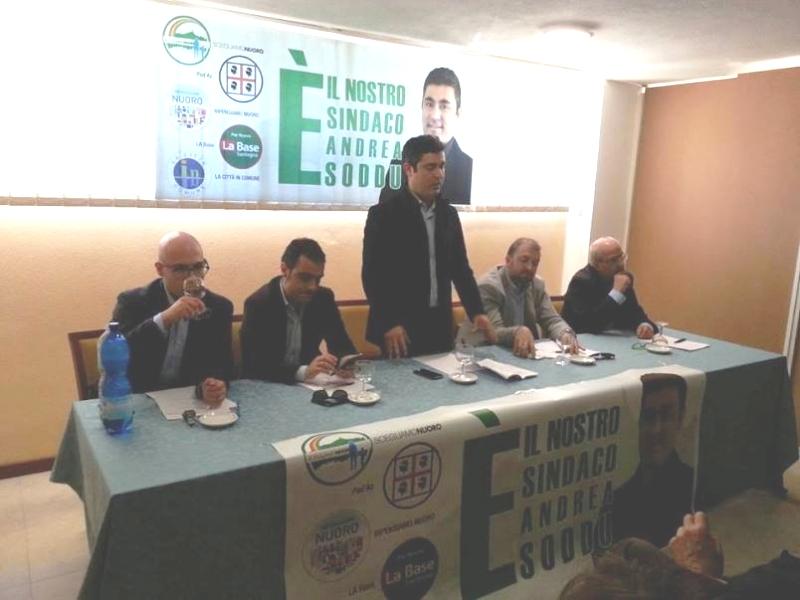 """NUORO, Pd contro La Base: """"No alle ambiguità. Giocano alla politica dei due forni: con Pigliaru a Cagliari, all'opposizione a Nuoro"""""""