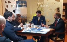 """ELEZIONI, Confartigianato incontra Solinas: """"Costante confronto con associazioni di categoria per dialogo con la politica"""""""
