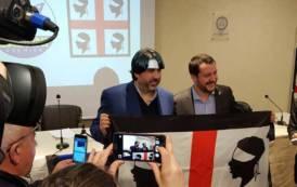 ELEZIONI, I sardisti salgono sul 'carroccio' della Lega per tornare in Parlamento