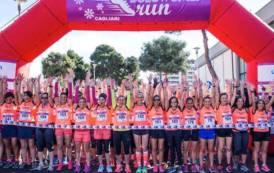 CAGLIARI, A marzo arriva la 'SoloWomenRun', la corsa delle donne per difendere le donne