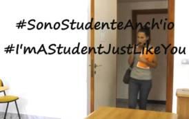 SASSARI, Il VIDEO della campagna di sensibilizzazione sulle difficoltà di uno studente sordo