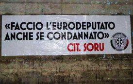 """EUROPARLAMENTO, CasaPound contro Soru: """"Dimettiti da Strasburgo senza perdere altro tempo"""""""