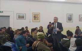 """IMMIGRAZIONE, Assessore Spanu esulta: """"Mattarella rafforza convinzioni su inclusione e integrazione migranti"""""""