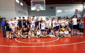 PALLACANESTRO, Basket camp a Santa Teresa di Gallura con gli atleti della Polisportiva Olimpia Onlus