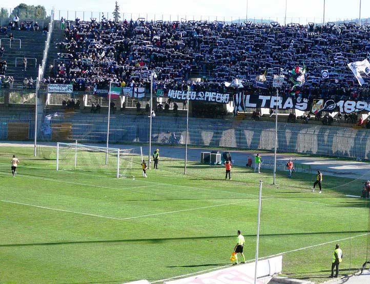 CALCIO, Ad Ascoli incredibile sconfitta (2-1) del Cagliari. Innumerevoli errori in attacco