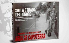 """CAPOTERRA, Sabato 13 presentazione del libro """"Sulla strada dell'onore"""": 30 anni di storia del Veneto Fronte Skinheads"""