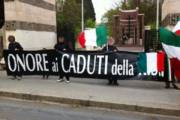 CAGLIARI, Striscione per i Caduti della Rsi durante commemorazione: quattro assoluzioni