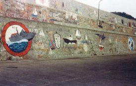 ARBATAX, Domenica 8 maggio l'inaugurazione del progetto di recupero dei murales del Porto di Arbatax