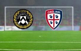 CALCIO, Udinese-Cagliari 0-1: seconda vittoria stagionale fuori casa
