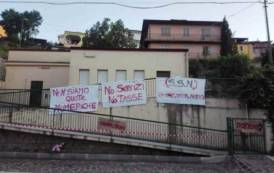 Protesta ad Ussassai: senza medico di base, privati del diritto all'assistenza sanitaria (Francesco Usai)