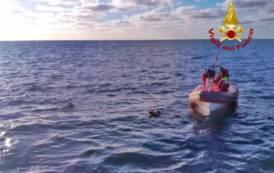 QUARTU SANT'ELENA, Barca di pescatori affonda a Capitana: tornano a terra a nuoto
