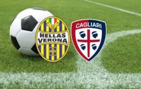 CALCIO, Tonfo per il Cagliari a Verona (1-0): baratro vicinissimo