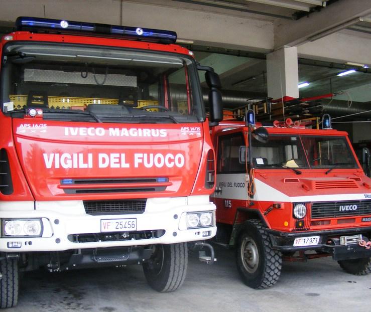 Protezione civile: l'impiego dei Vigili del fuoco volontari, complementari agli organici (Enzo Cumpostu)