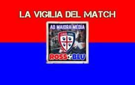 CALCIO, La settimana rossoblu prima di Milan-Cagliari