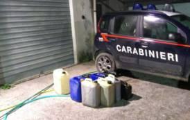 VILLAMAR, Rubano 145 litri di gasolio dall'Istituto comprensivo: arrestati tre pregiudicati