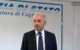 """CAGLIARI, Il questore Gagliardi: """"Isolare i teppisti, ferire civiltà loro unico scopo"""""""