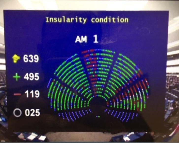 """INSULARITA', Cicu (Ppe): """"Per ottenere compensazioni per la Sardegna è necessario impegno comune col Governo"""""""