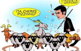 MIRABILIA, Ricetta Zedda contro il latte versato: chiudere i 'grifoni'…