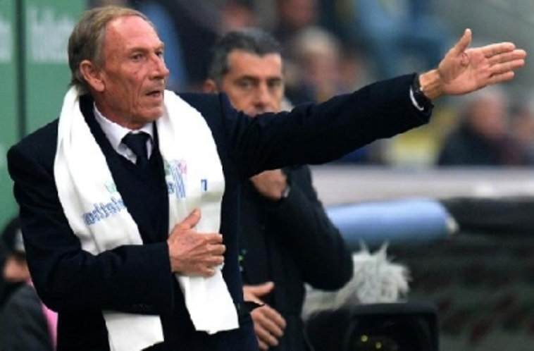 CALCIO, Dopo la sconfitta a Genova, esonerato Zola. Ritorna Zeman