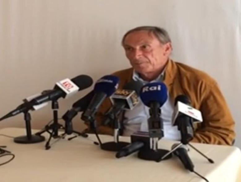"""CALCIO, Zeman si dimette: """"Il Cagliari ce la può fare ancora, ma non con me"""". In panchina arrivano Festa e Suazo"""