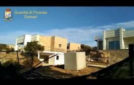 ARZACHENA, Scoperti 8 lavoratori in nero: sequestrato cantiere edile e disposta chiusura di 3 aziende (VIDEO)
