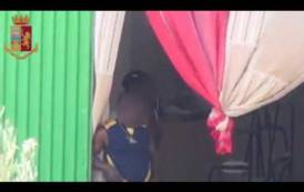 CAGLIARI, Sgominata la banda della mafia nigeriana: 20 arresti (VIDEO)