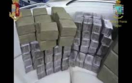 CAGLIARI, Scoperta banda di trafficanti di droga con la Campania: arrestate 11 persone e sequestri per 4 milioni (VIDEO)