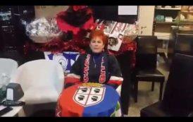 """CALCIO, La supertifosa Milena su Pescara-Cagliari: """"Il pareggio mi è andato di traverso!"""""""