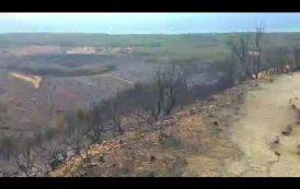 Il VIDEO dell'incendio a Santa Margherita di Pula: il giorno dopo