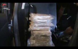 Il VIDEO dell'operazione contro una banda di trafficanti di droga