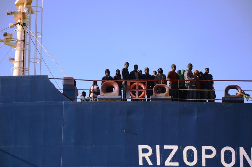 CONTROVERSO, Le navi dirette in Sardegna nuova strategia degli scafisti?