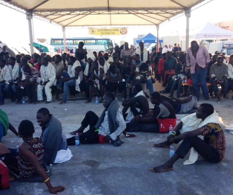 IMMIGRAZIONE, Protesta immigrati a Villanovaforru. Nuovi posti a Cagliari, Sinnai, Decimomannu, Senorbì e Nuraminis. Non bastano