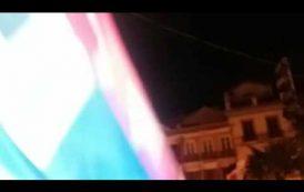Le immagini della festa Rossoblu per la Serie A