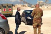 SASSARI, Trova granata austriaca dentro l'armadio in casa della madre: fatta brillare dagli artificieri della Brigata Sassari