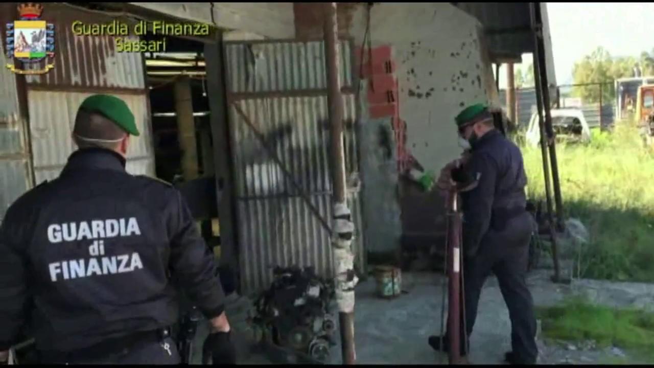 OLBIA, discariche abusive: sottoposte a sequestro due aree di, denunciati i responsabili (VIDEO)