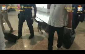 ALGHERO, Scoperta banda campana di trafficanti di cocaina: 4 arresti e numerose perquisizioni in tutta Italia (VIDEO)